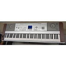 Yamaha Portable Grand Dgx-640 Digital Piano