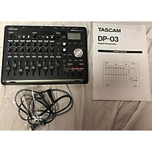 Tascam Portastudio DP-03 MultiTrack Recorder