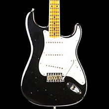 Postmodern Journeyman Relic Stratocaster Maple Fingerboard Electric Guitar Black