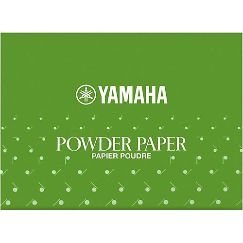 Yamaha Powder Paper