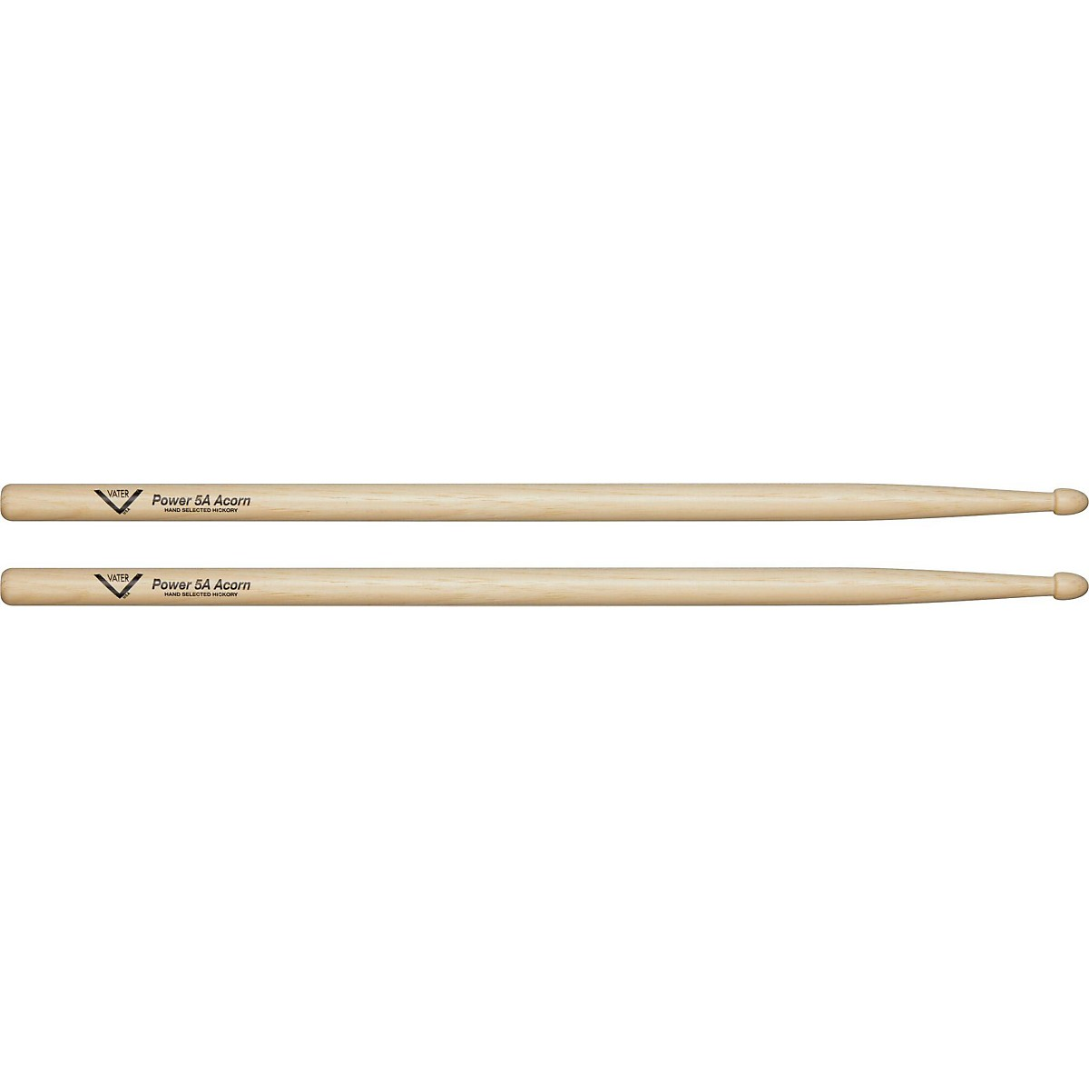 Vater Power 5A Acorn Tip Drum Sticks