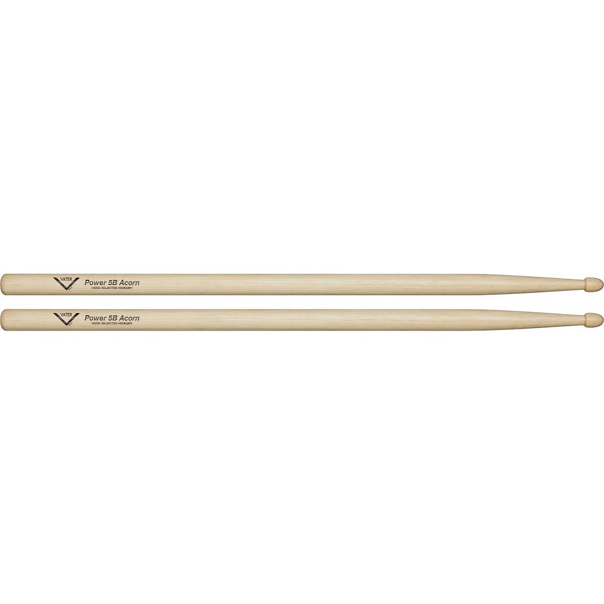 Vater Power 5B Acorn Tip Drum Sticks