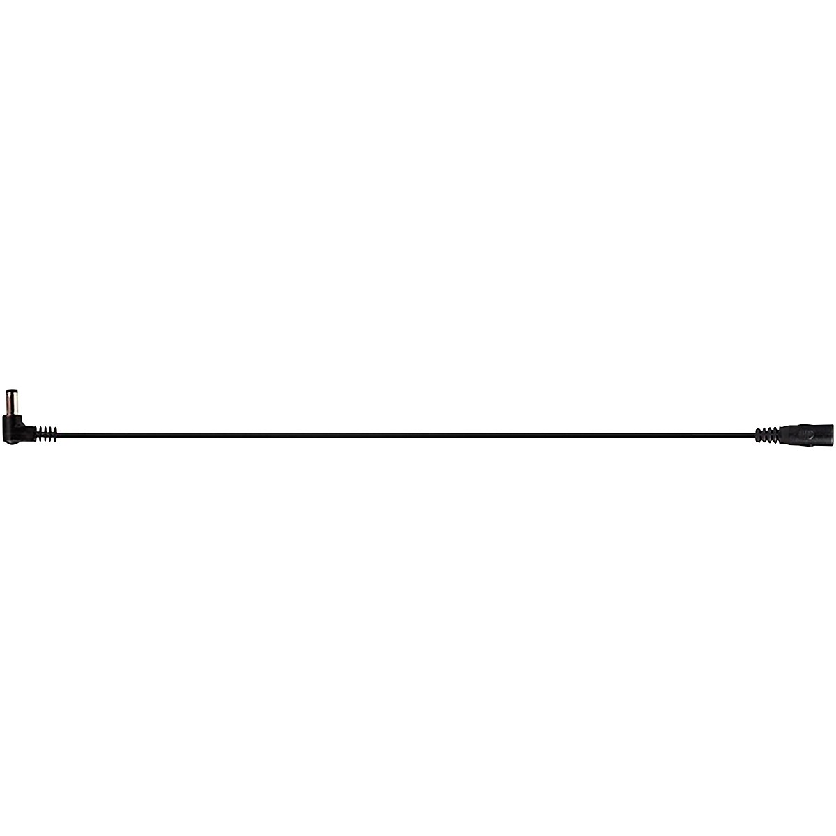 Godlyke Power-All Cable-Black/R Right-Angle Extension Cable