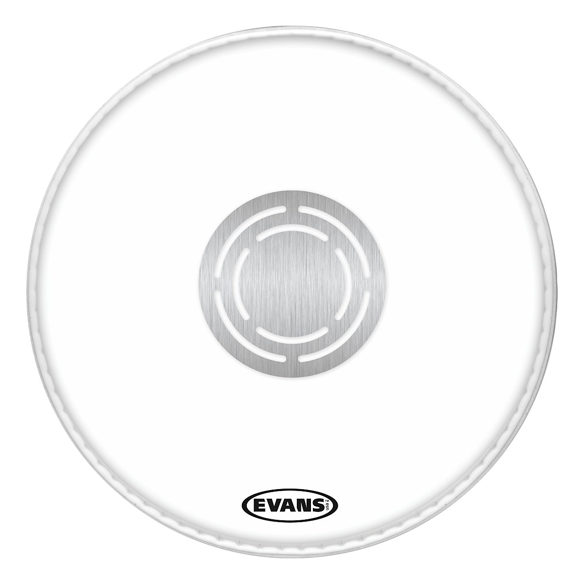 Evans Power Center Clear Batter Drumhead
