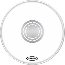 Evans Power Center Clear Batter Drumhead 13 in.