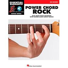 Hal Leonard Power Chord Rock - Essential Elements Guitar Songs (Book/CD) Mid Beginner