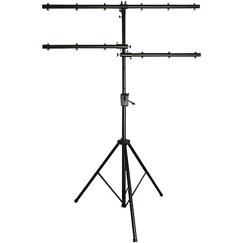 On-Stage Power Crank-Up Lighting Stand