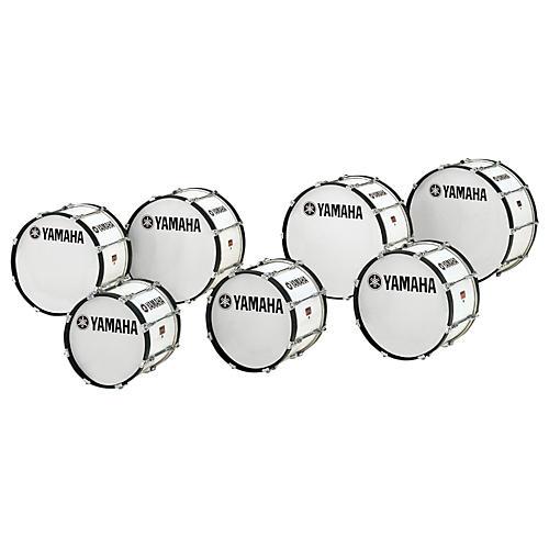 Yamaha Power-Lite Marching Bass Drum