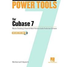 Hal Leonard Power Tools for Cubase 7 Book/DVD-ROM