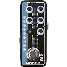 Mooer Power-Zone Micro Preamp Pedal