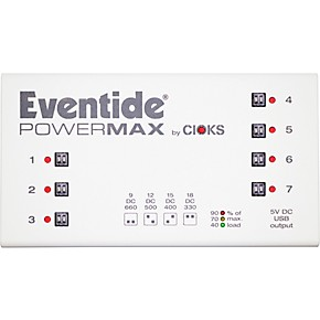 eventide powermax pedal power supply guitar center. Black Bedroom Furniture Sets. Home Design Ideas