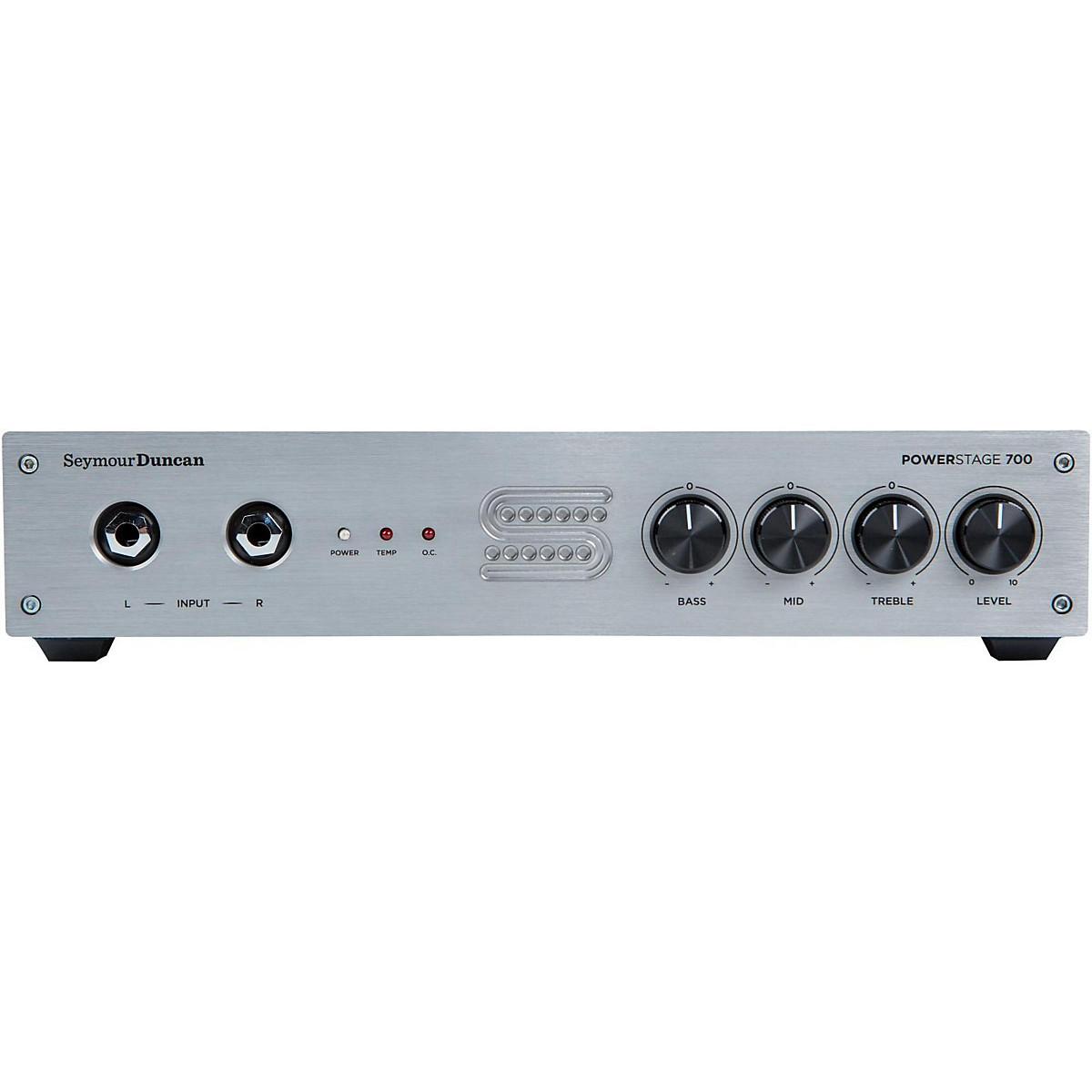Seymour Duncan PowerStage 700 700W Guitar Amp Head