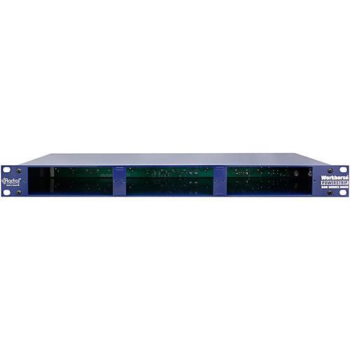 Radial Engineering PowerStrip 500 Series 3-Slot Power Rack