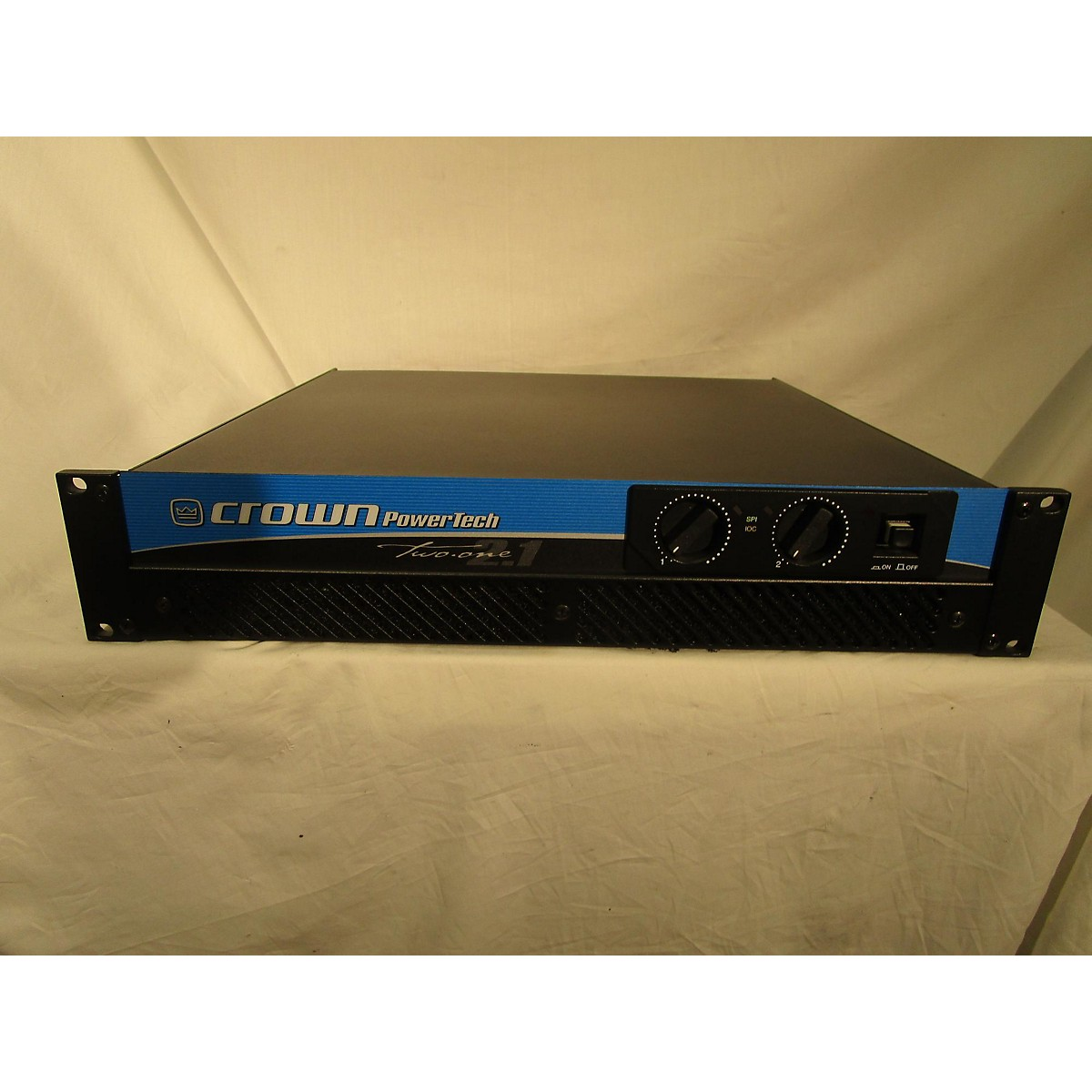 Crown PowerTech Two One Power Amp