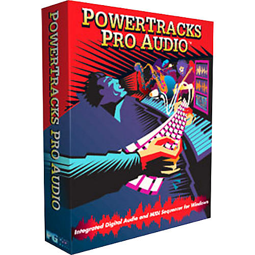 PG Music PowerTracks Pro Audio MultiPAK 2010