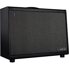 Line 6 Powercab 112 Plus 250W 1x12 Active Speaker Cab Level 1 Black and Silver