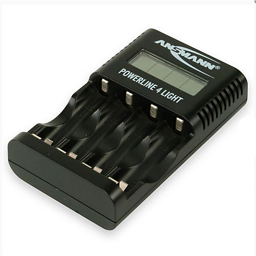 Ansmann Powerline 4 Light Battery Charger