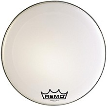 Remo Powermax 2 Marching Bass Drum Head Level 1 Ultra White 30 in.