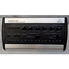 Behringer Powerplay P16 Digital Mixer