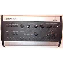 Behringer Powerplay16 Line Mixer