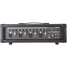 Phonic Powerpod 410 Powered Mixer with Mic and Speaker Cables Level 1