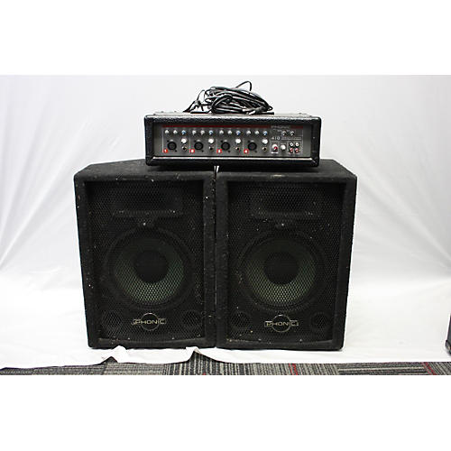 Phonic Powerpod 410/s710 Sound Package