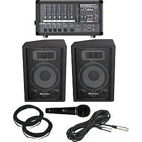 phonic powerpod 620 plus s710 pa package guitar center. Black Bedroom Furniture Sets. Home Design Ideas