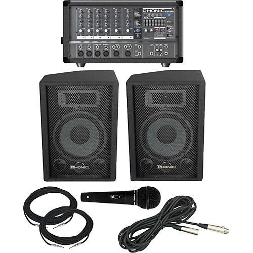 Phonic Powerpod 620 Plus / S710 PA Package