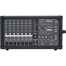 Phonic Powerpod 740 Plus 2X220W 7-Channel Powered Mixer with Digital Effects Level 1