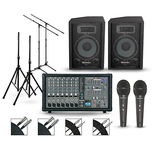 Phonic Powerpod 740R with S7 PA Package