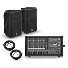 Powerpod 780 Plus Mixer with CBR Speakers PA Package 12