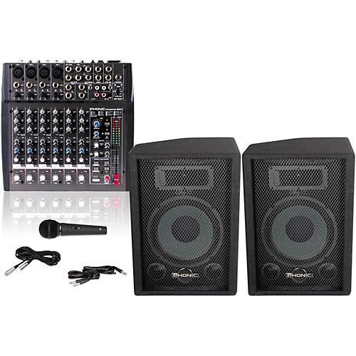 Phonic Powerpod 820 S710 PA Package