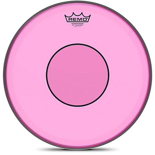 Remo Powerstroke 77 Colortone Pink Drum Head