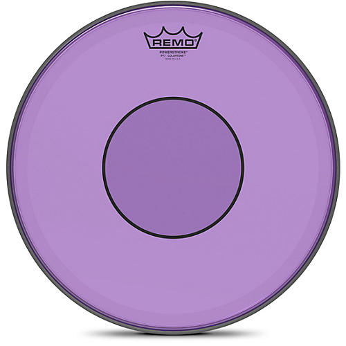 Remo Powerstroke 77 Colortone Purple Drum Head