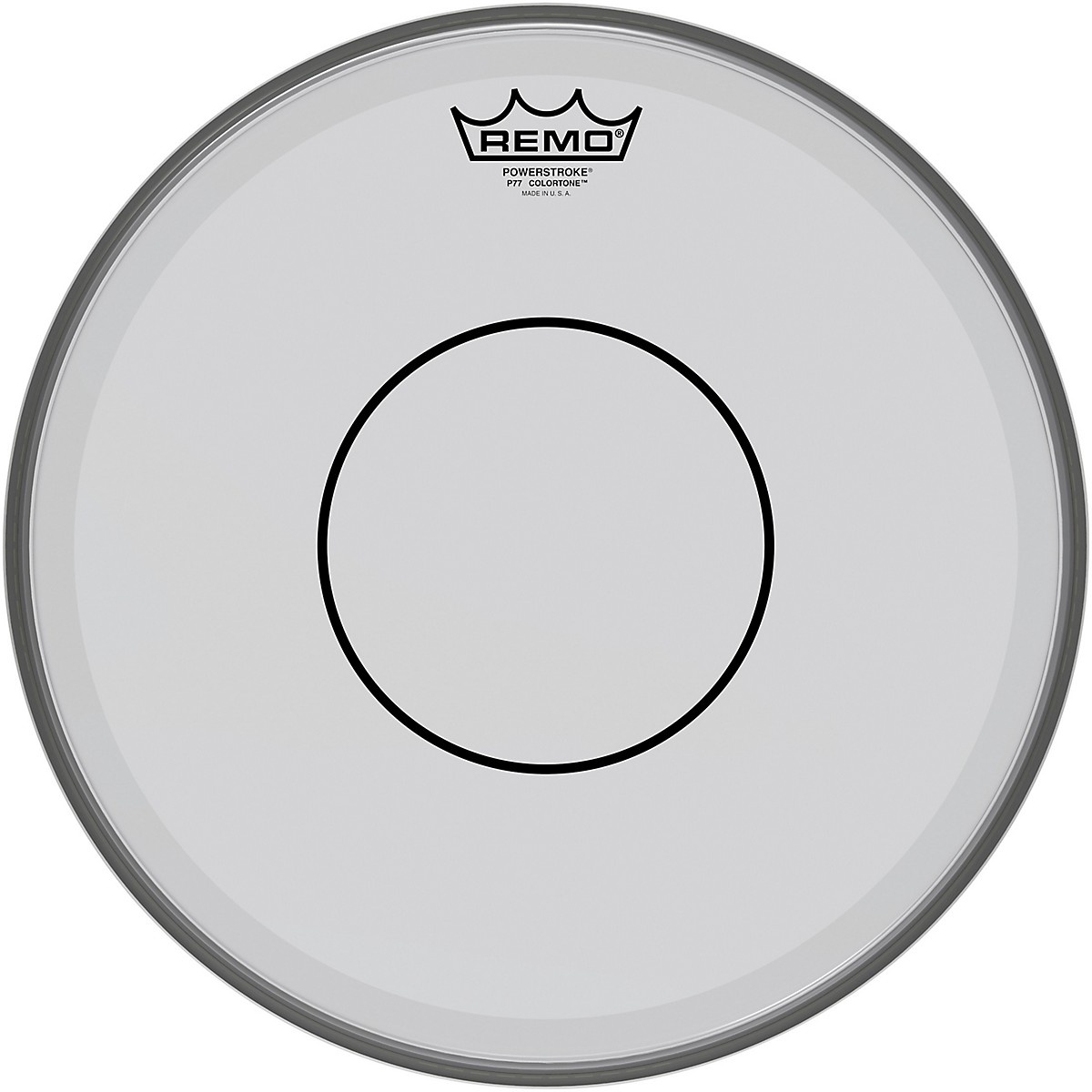 Remo Powerstroke 77 Colortone Smoke Drum Head