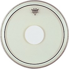 Remo Powerstroke II White Dot Single Ply Snare Batter Head
