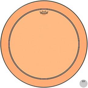remo powerstroke p3 colortone orange bass drum head 22 in guitar center. Black Bedroom Furniture Sets. Home Design Ideas