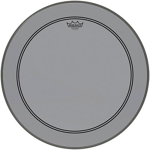 Remo Powerstroke P3 Colortone Smoke Bass Drum Head
