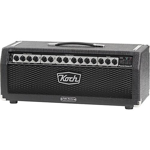 Koch Powertone II EL34 120W Tube Guitar Amp Head