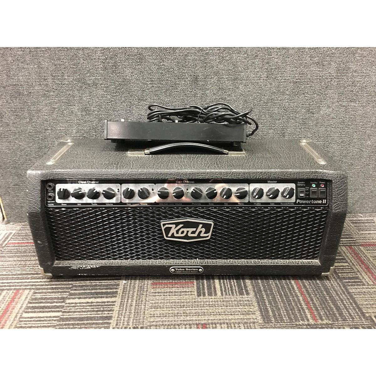 Koch Powertone II Tube Guitar Amp Head