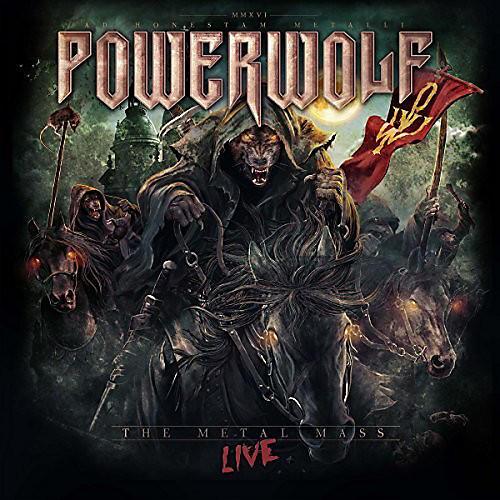 Alliance Powerwolf - Metal Mass Live