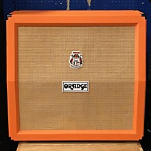 Orange Amplifiers Ppc412 Guitar Cabinet