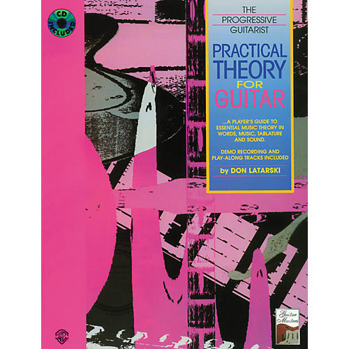 Alfred Practical Theory for Guitar Book/CD
