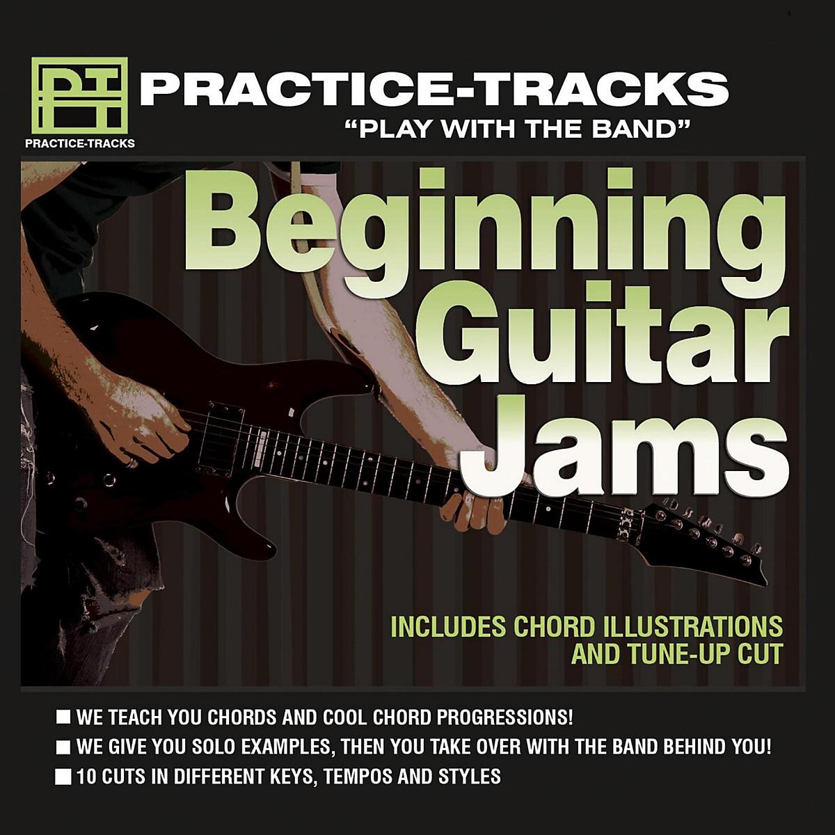 Practice Tracks Practice-Tracks: Beginning Guitar Jams CD