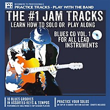 Practice Tracks Practice-Tracks: Blues for All Lead Instruments, Volume 1 CD