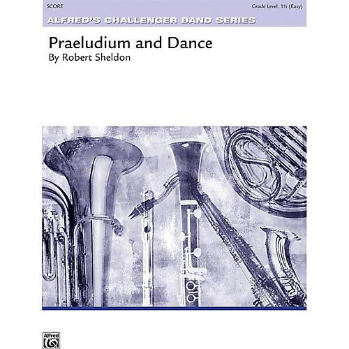 Alfred Praeludium and Dance Grade 1.5 (Easy)