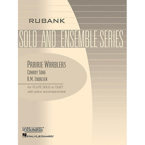 Rubank Publications Prairie Warblers Rubank Solo/Ensemble Sheet Series Composed by R.M. Endresen
