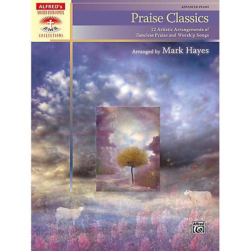 Alfred Praise Classics Advanced Piano Book