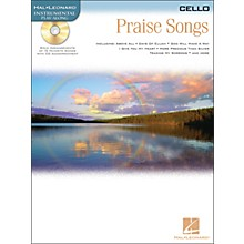 Hal Leonard Praise Songs for Cello Book/CD