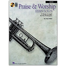 Hal Leonard Praise & Worship Hymn Solos - 15 Hymns Arranged for Solo Performance for Trumpet Book/CD